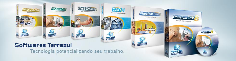 Banner Linha Softwares Terrazul