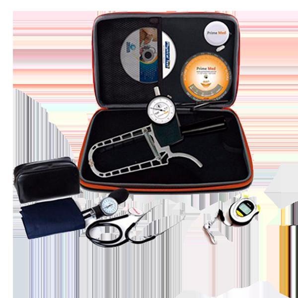 Kit Avaliação Física Prime Med Científico 2.98