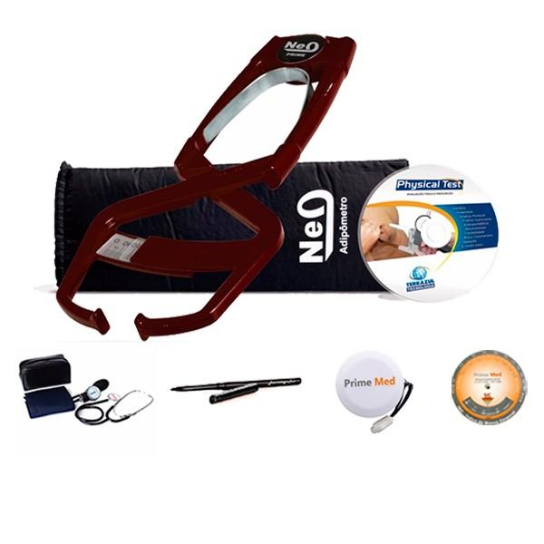 Kits de Avaliação Física - Kit Avaliação Física Prime Med Clínico ... a9af309dee59f