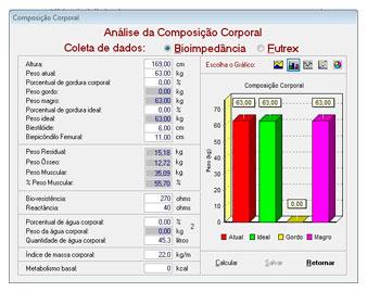 Software De Avaliacao Fisica Physical Test A Escolha Dos